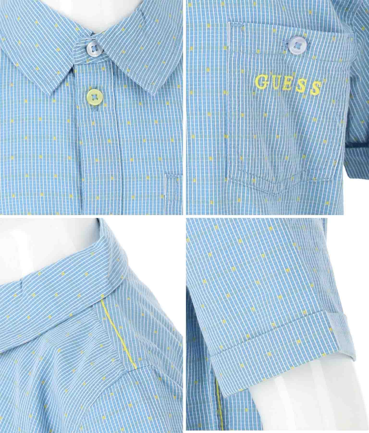 LS ADJUSTABLE SHIRT | GUESS