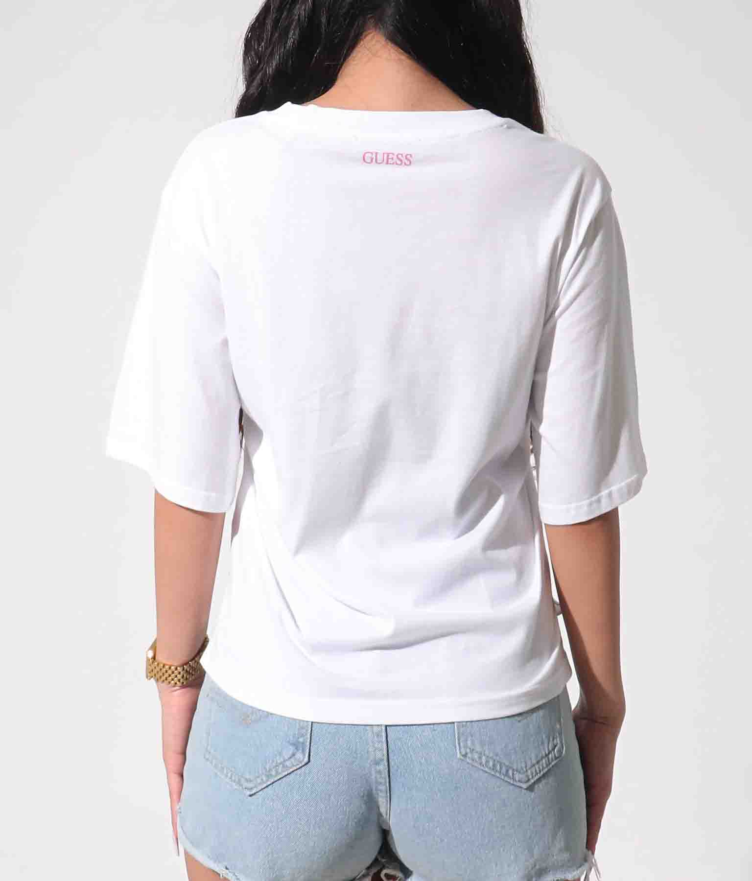 SS RN MARCELA TEE | GUESS