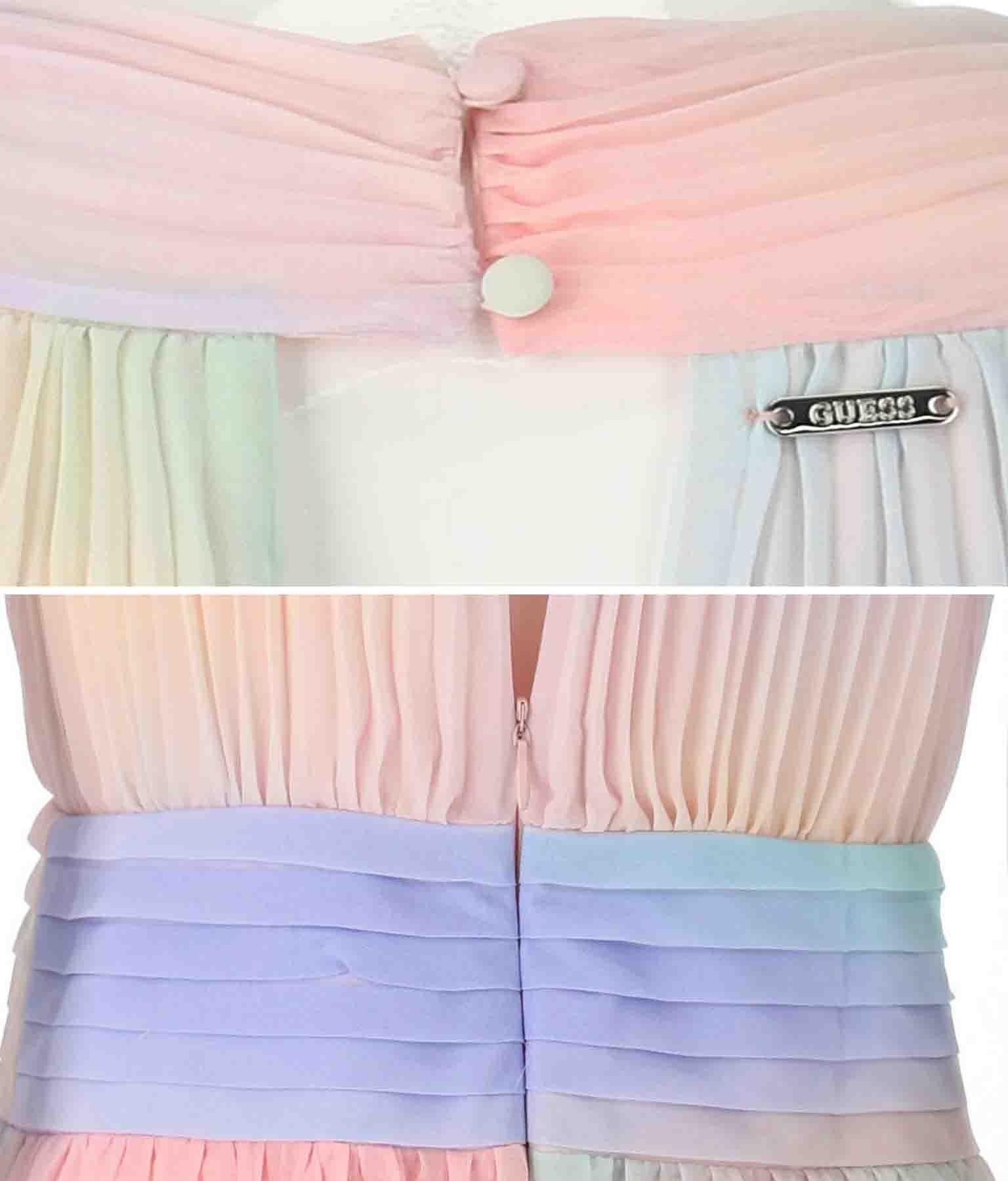 HIND DRESS(ワンピース・ドレス/ドレス・ロングワンピ・マキシ丈ワンピース・パーティードレス) | GUESS