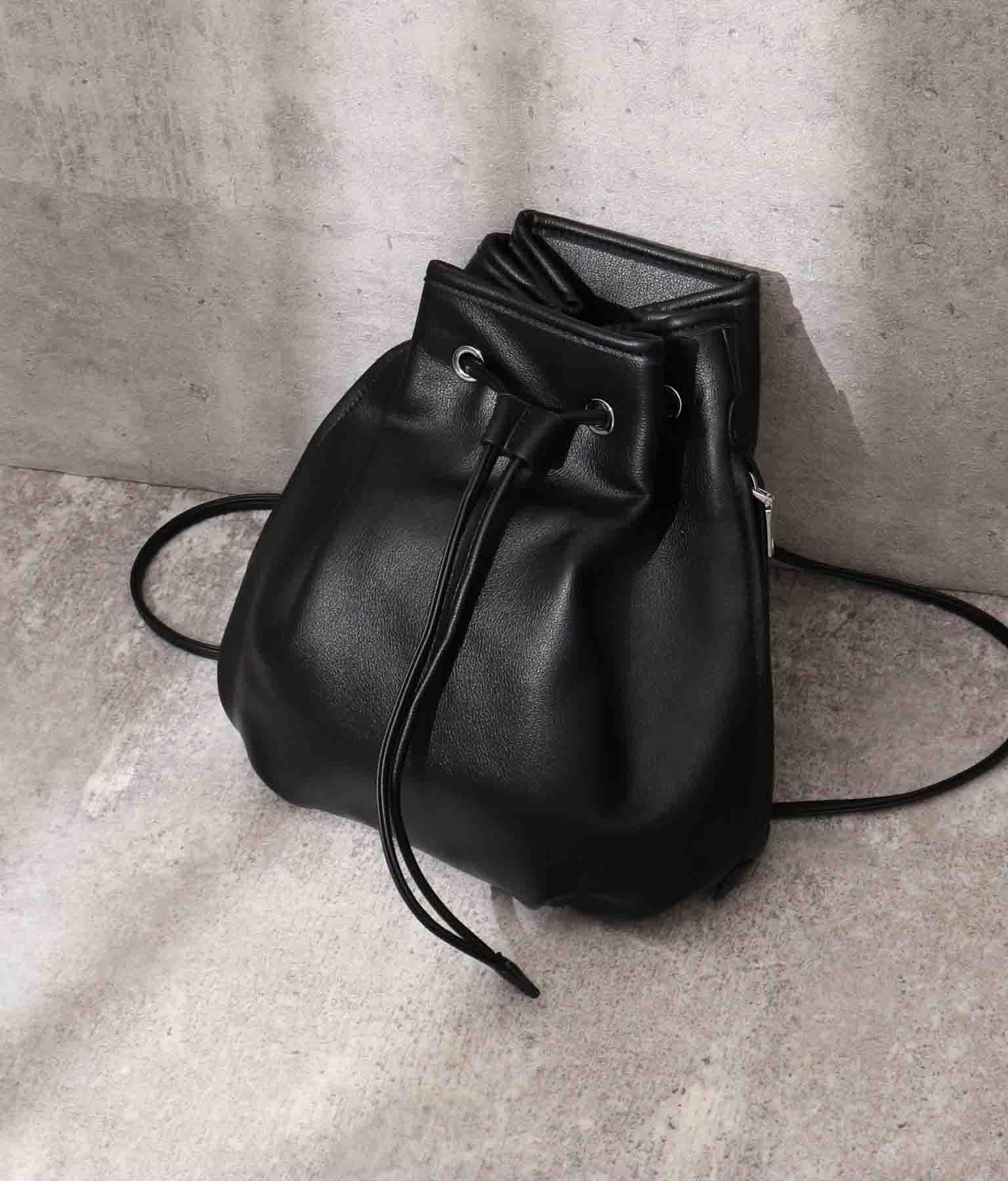 フェイクレザーリュック(バッグ・鞄・小物/バックパック・リュック) | ANAP
