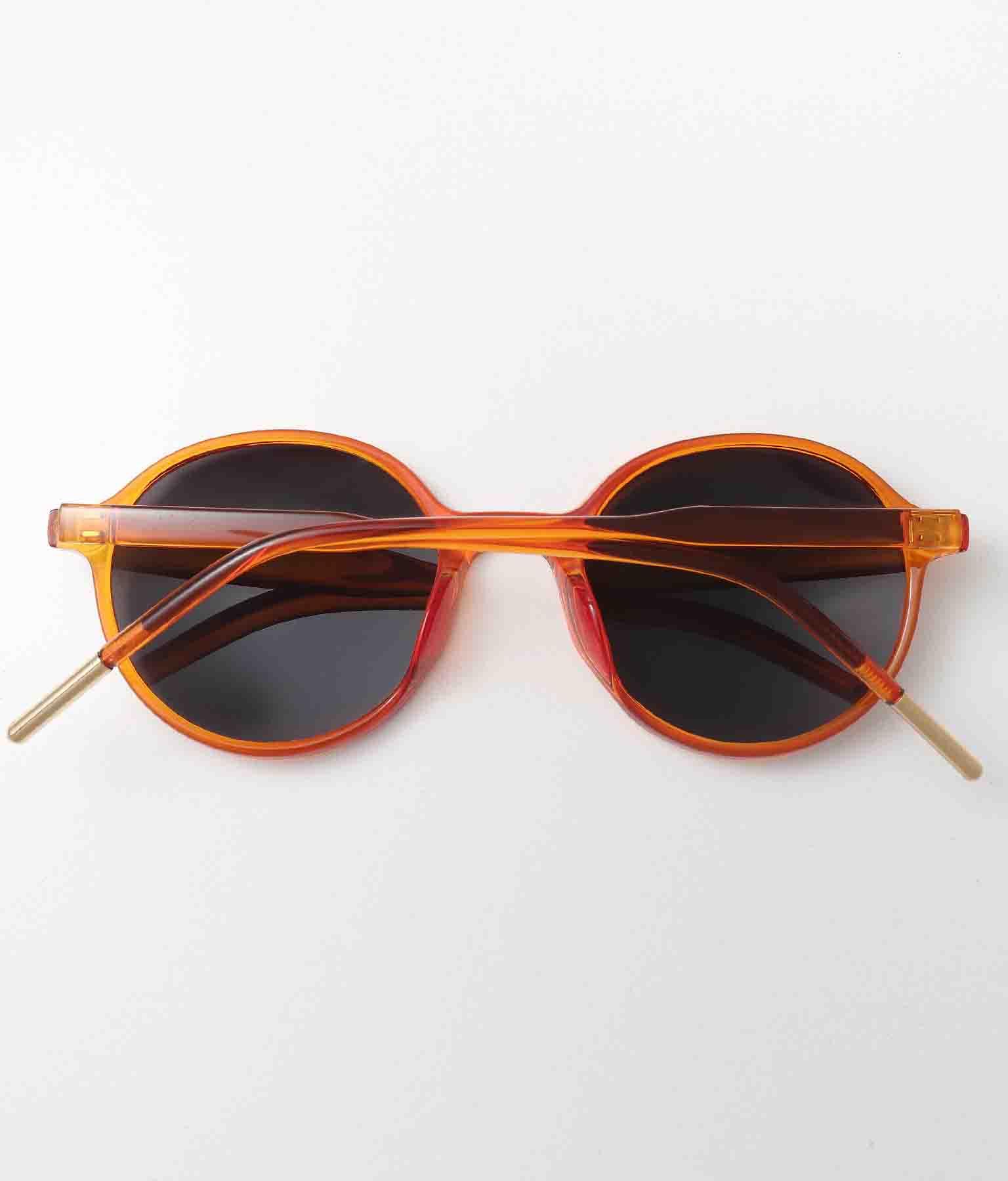ラウンドフレームサングラス(ファッション雑貨/サングラス) | anap mimpi