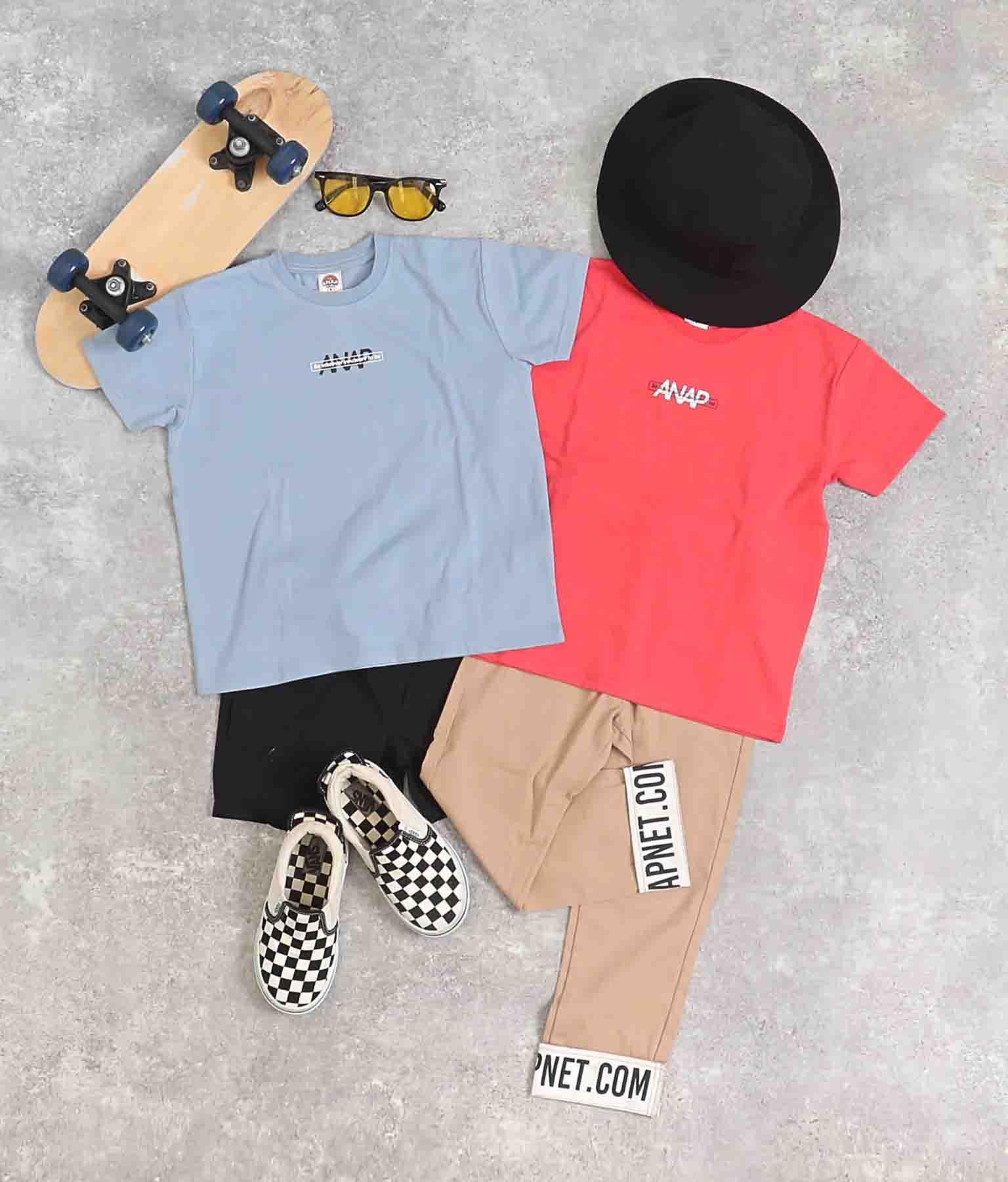 バックプリントビッグTシャツ(トップス/Tシャツ)   ANAP KIDS