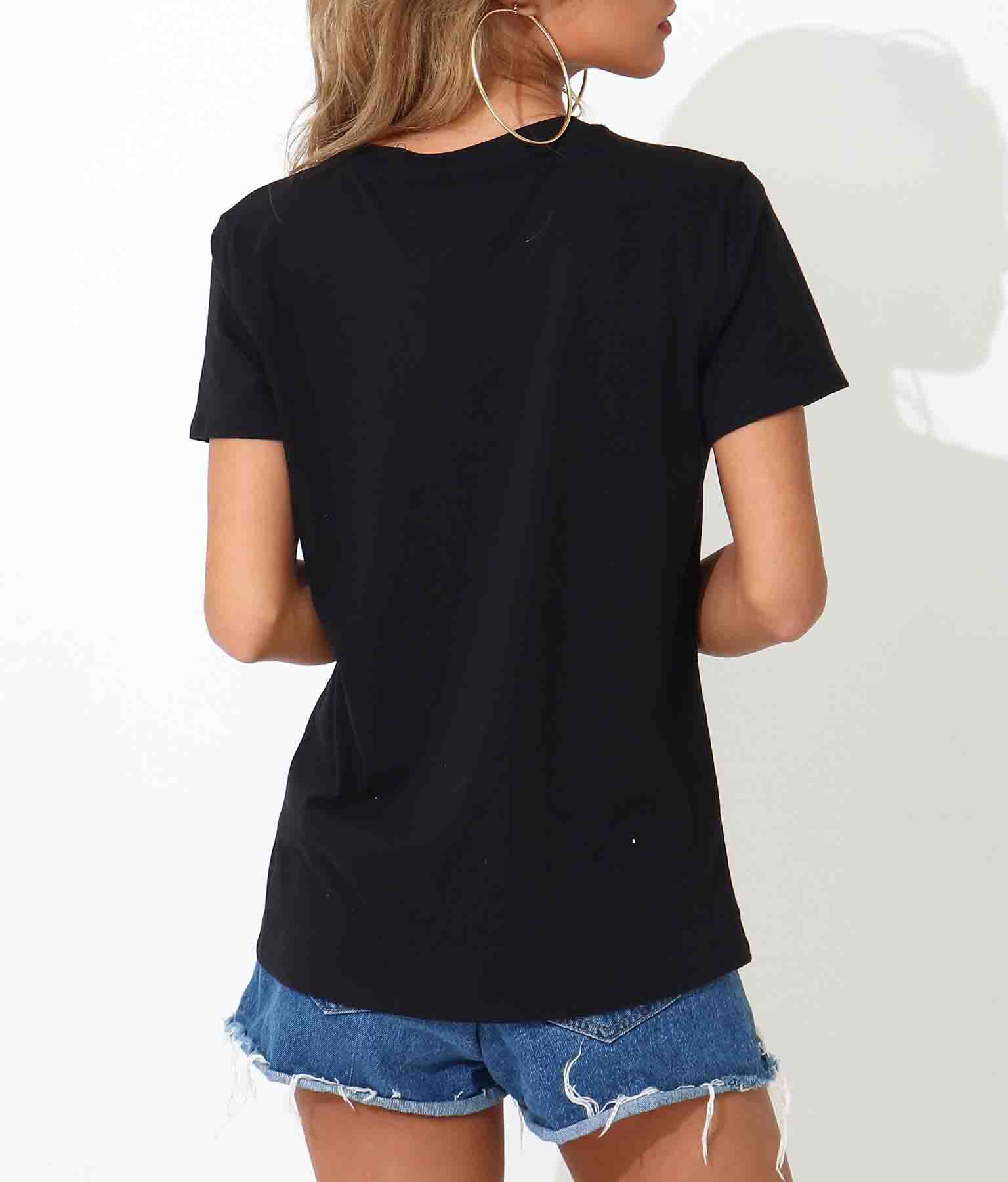 SS GUESS PLANET LOGO EASY TEE | GUESS