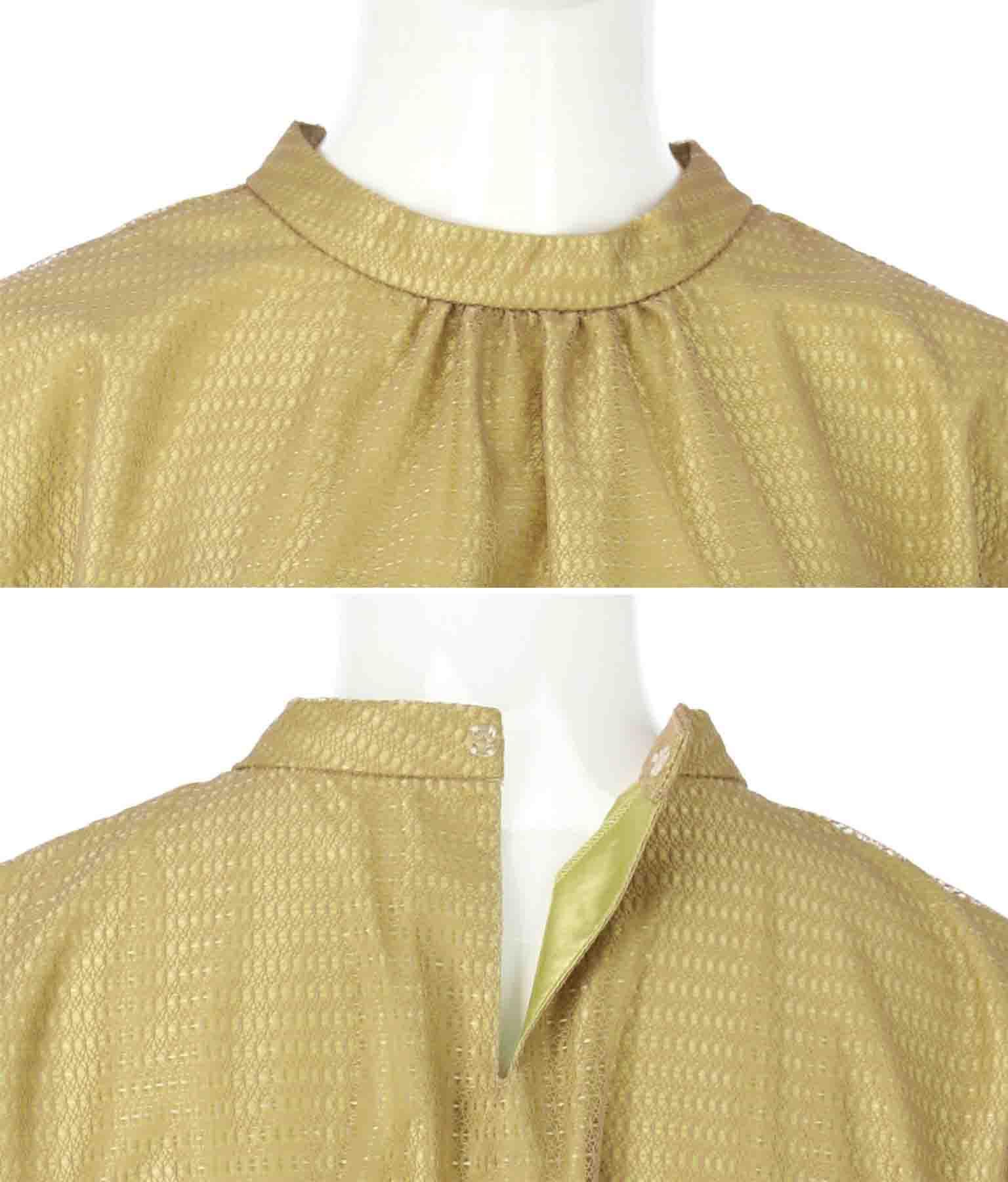 ラッセルレースカバードロングフレアワンピース(ワンピース・ドレス/ロングワンピ) | Settimissimo
