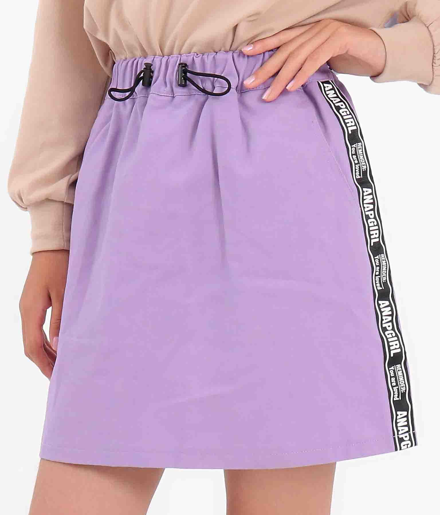 ツイルテープ付インパンツスカート(ボトムス・パンツ /ショートパンツ・スカート) | ANAP GiRL