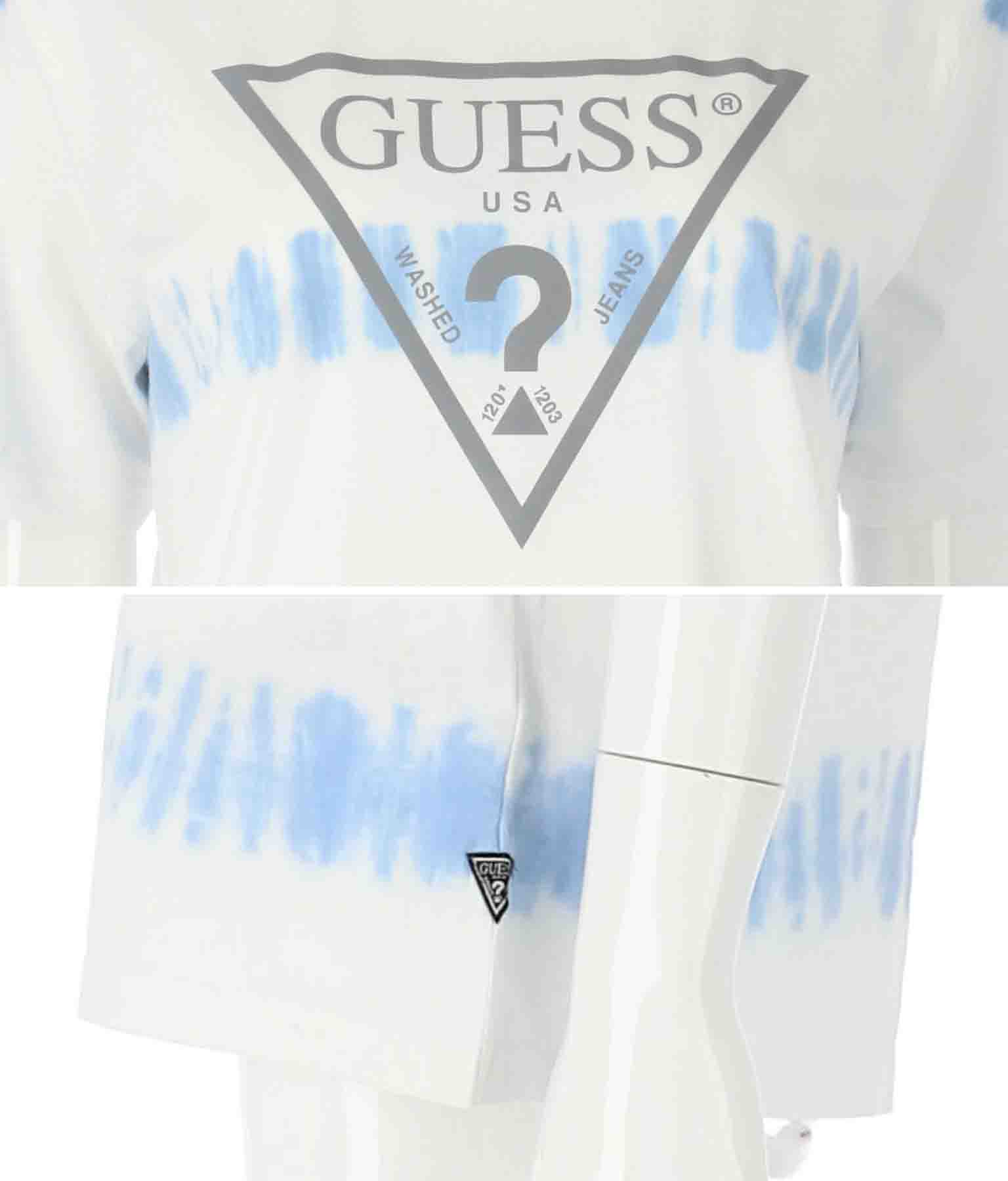 SS BSC REFLECTIVE LOGO CREW | GUESS