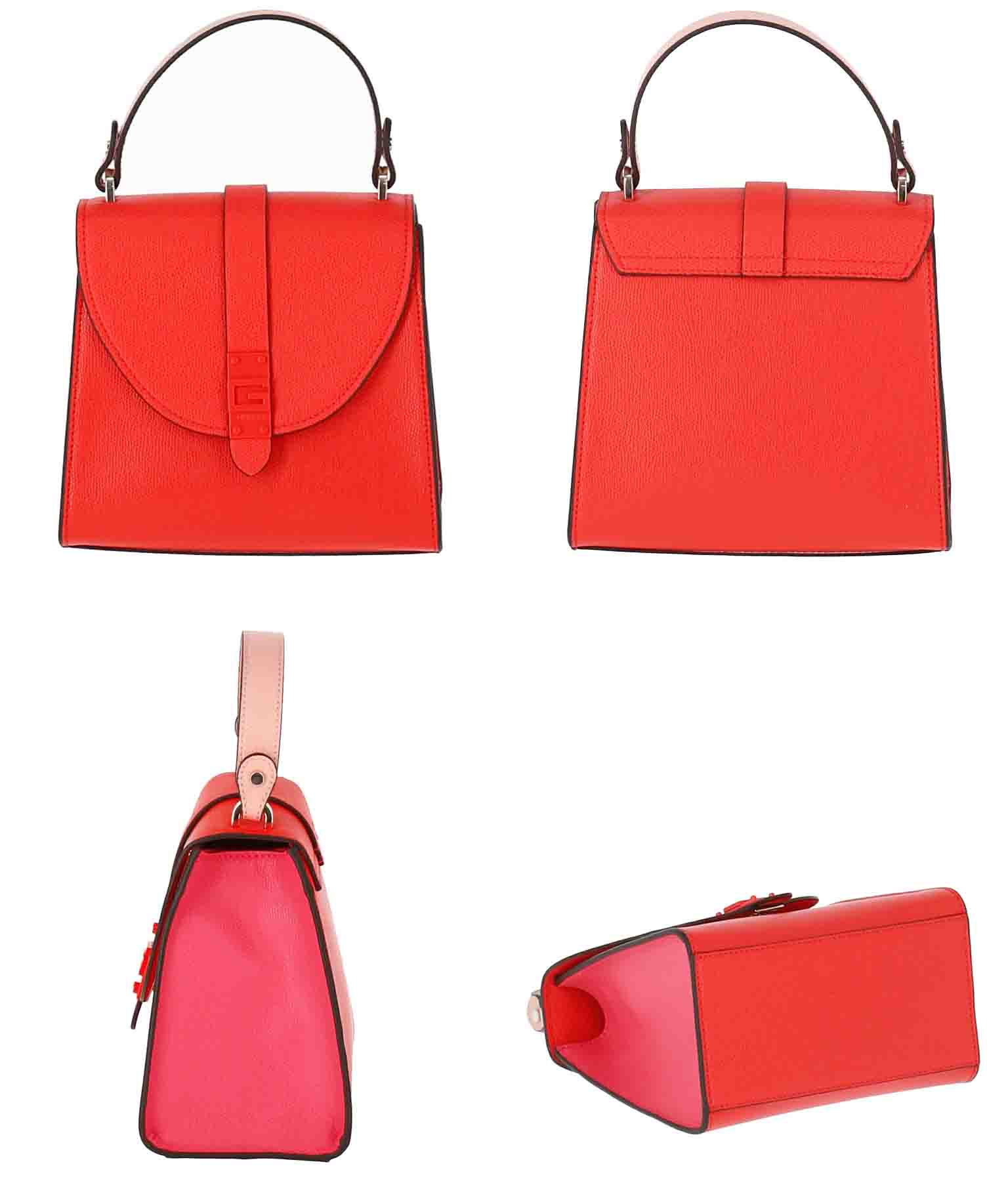 NEREA TOP HANDLE FLAP(バッグ・鞄・小物/ハンドバッグ・ショルダーバッグ) | GUESS