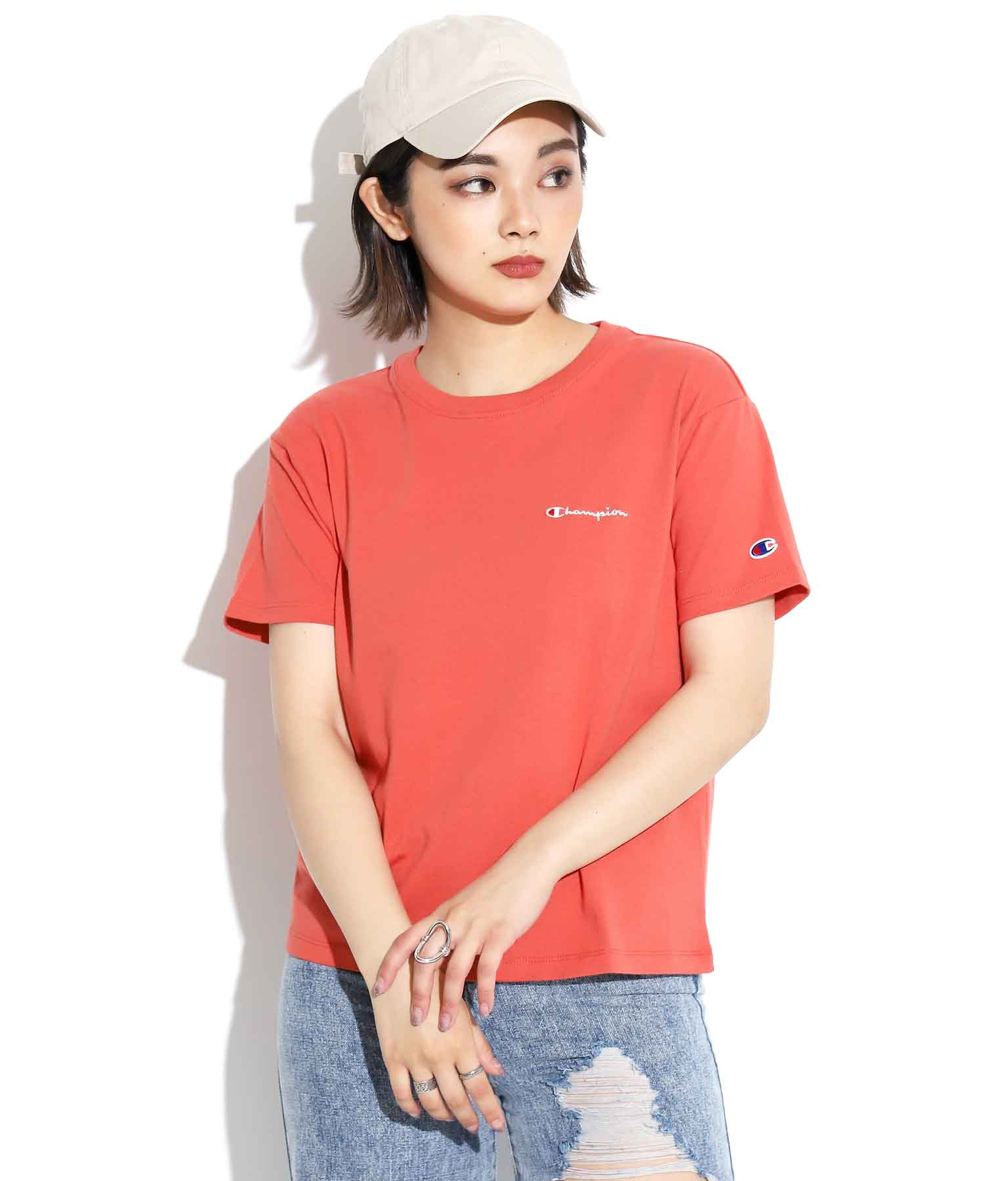 CREWNECK T-SHIRT(トップス/Tシャツ)   Champion