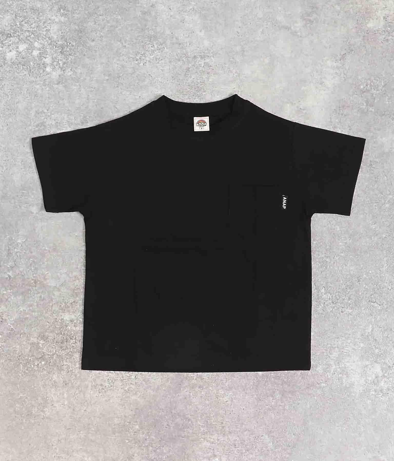 バックプリントデザインチュニック(トップス/Tシャツ・チュニック) | ANAP KIDS