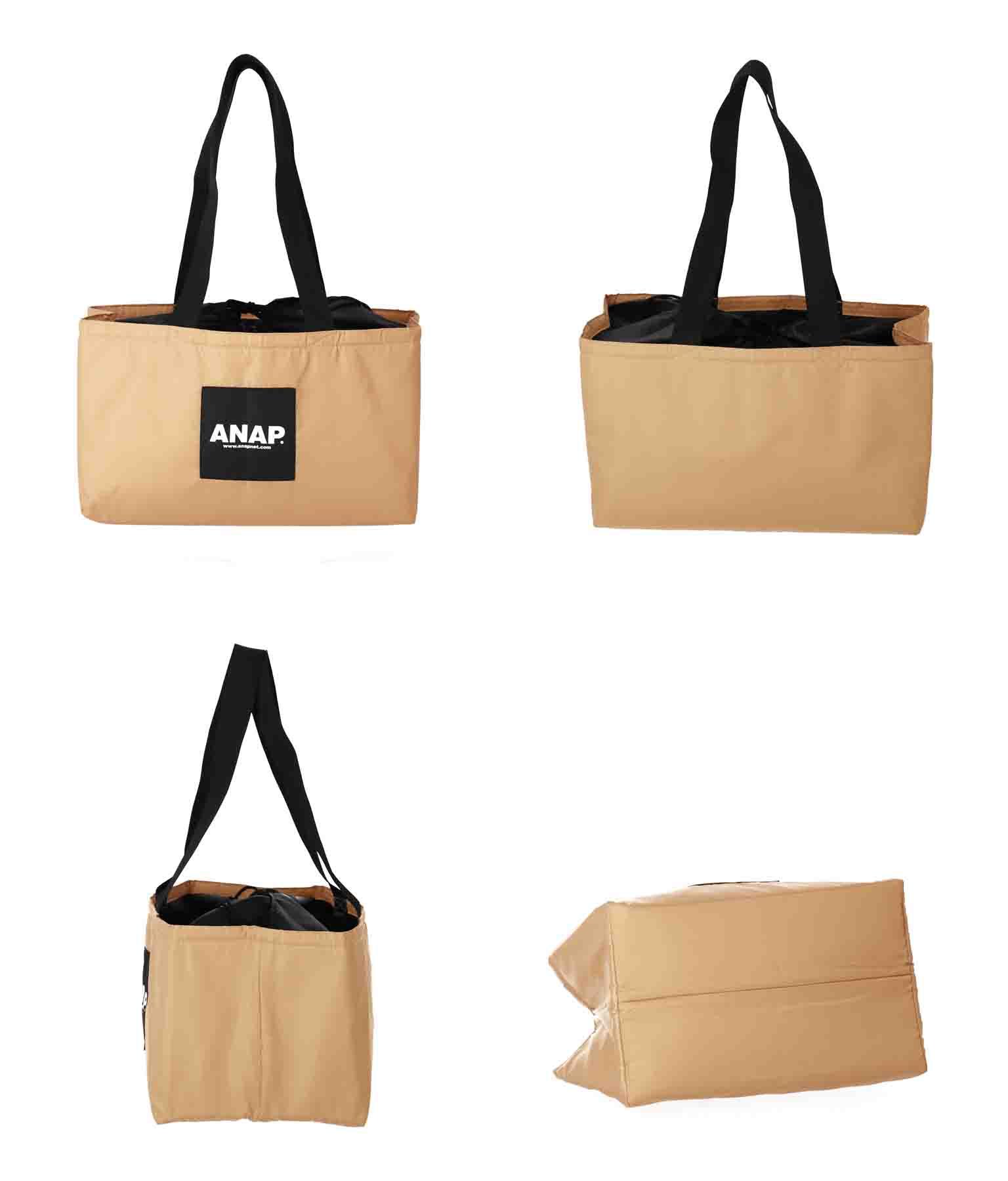 ANAPロゴ保冷レジカゴバッグ(バッグ・鞄・小物/トートバッグ) | ANAP HOME