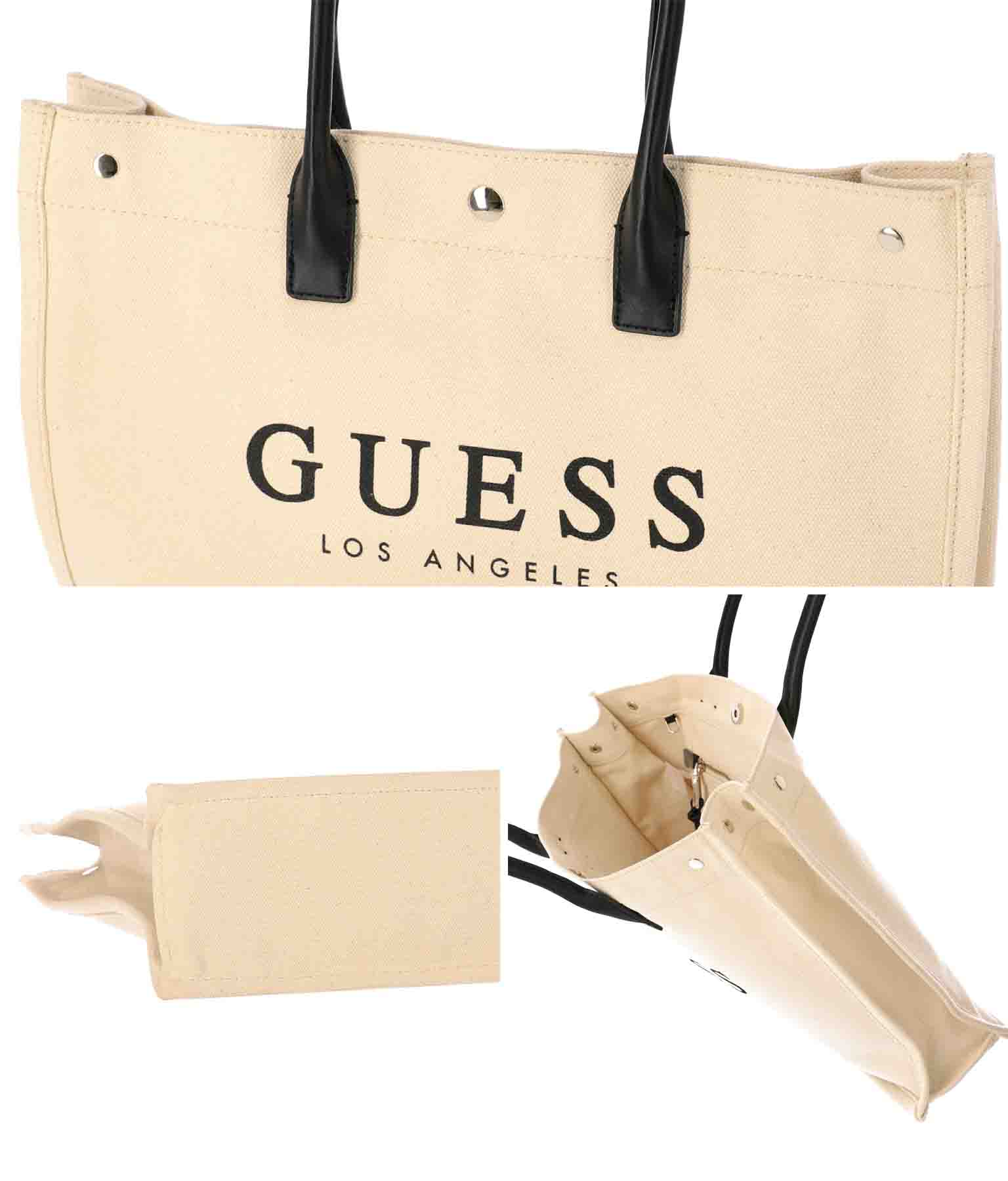 TANI CANVAS TOTE(バッグ・鞄・小物/トートバッグ) | GUESS