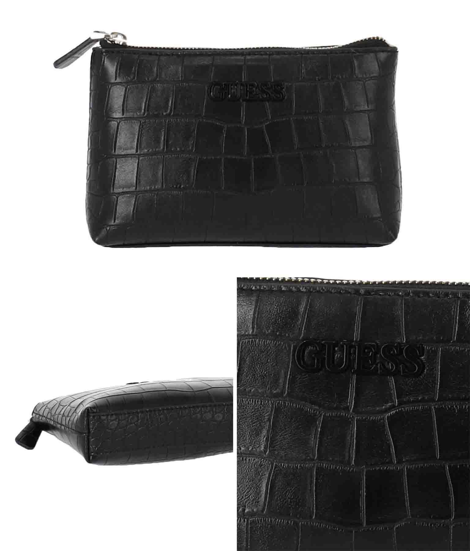 TRIPLE G SMALL TOTE BAG(バッグ・鞄・小物/クリアバッグ・ハンドバッグ・ショルダーバッグ) | GUESS