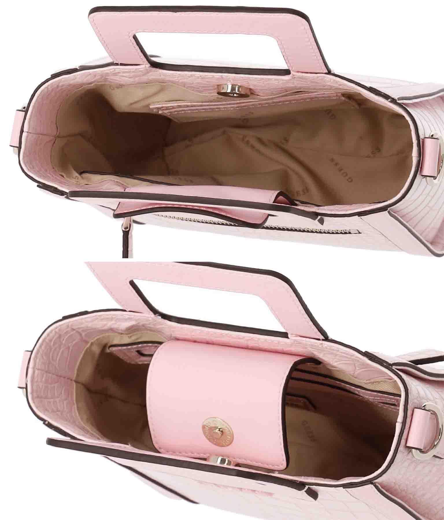 TRIPLE G SMALL TOTE BAG(バッグ・鞄・小物/ハンドバッグ・ショルダーバッグ) | GUESS