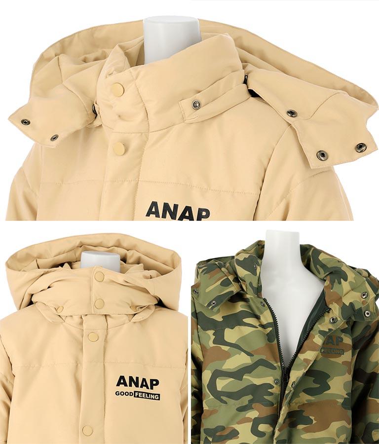 中綿コート(アウター(コート・ジャケット) /ジャケット・ブルゾン) | ANAP KIDS