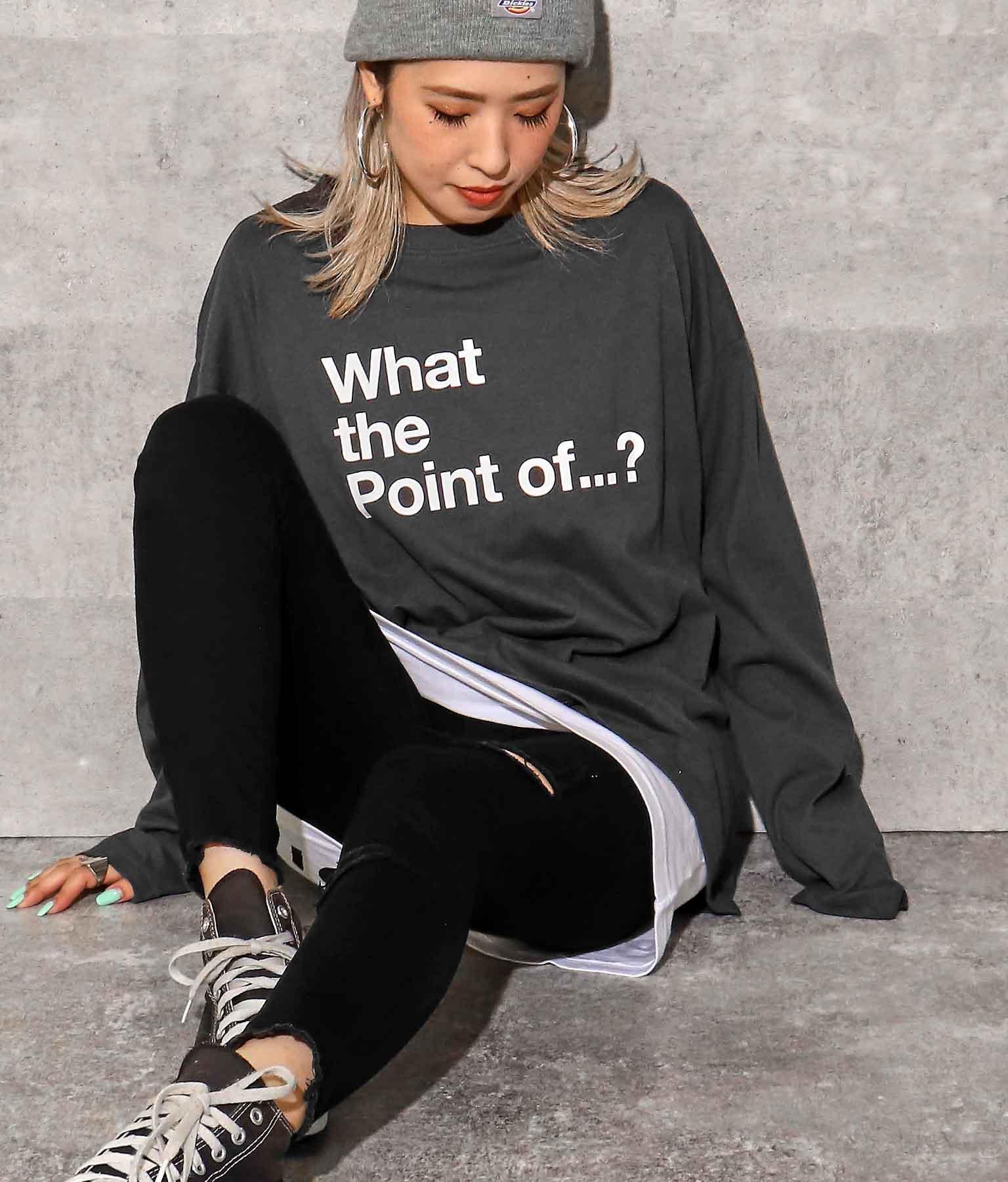 ANAP プリントロンT+Tシャツセット