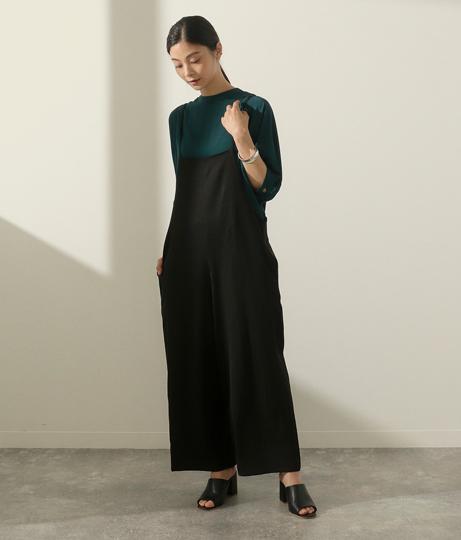 キャミソールサロペット(ワンピース・ドレス/サロペット/オールインワン) | AULI