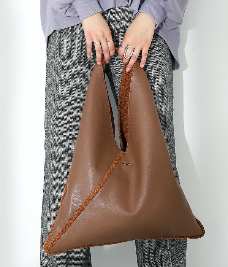 ボアパイピングデザインバッグ