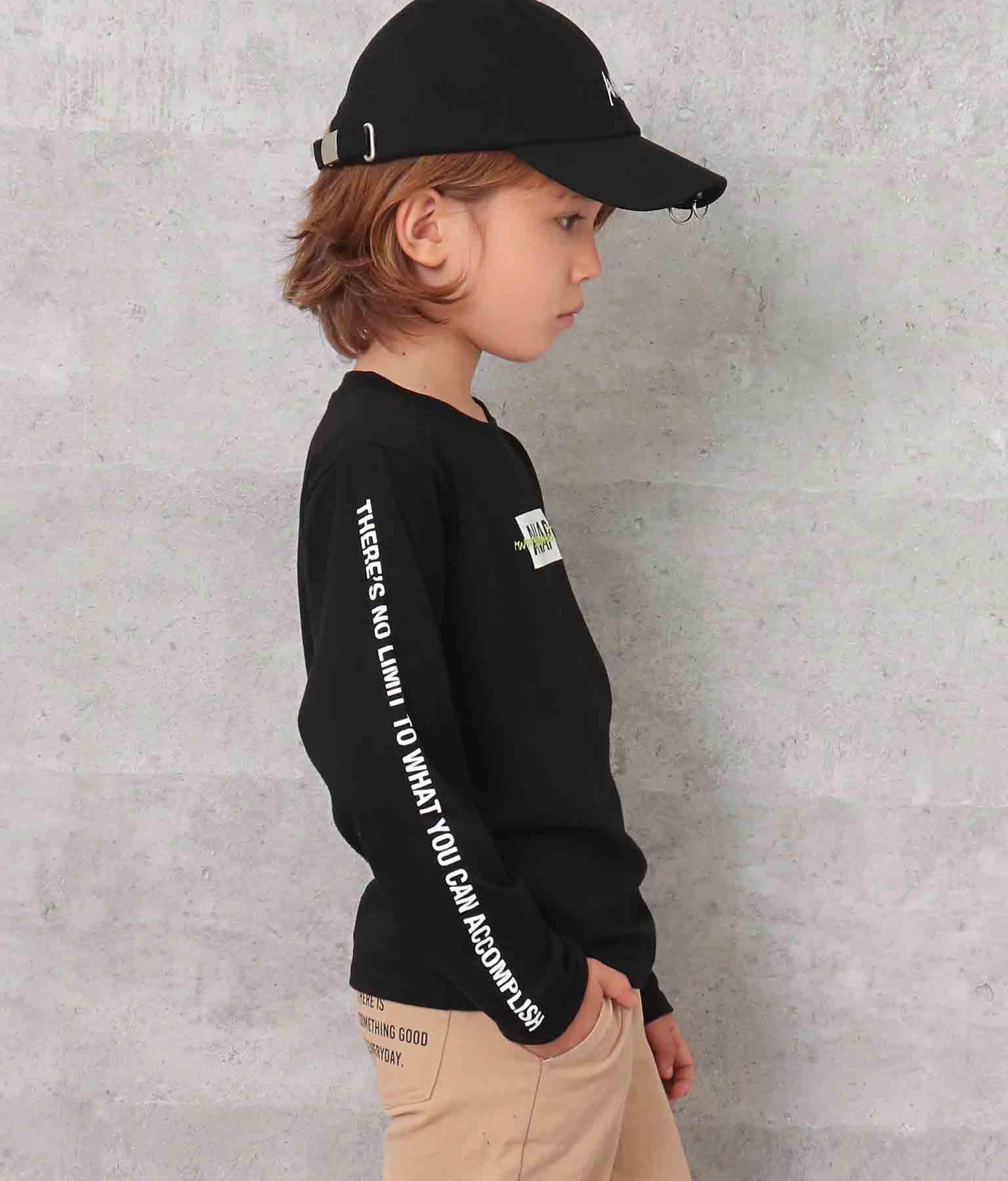 アドレスロゴロンT(トップス/Tシャツ) | ANAP KIDS