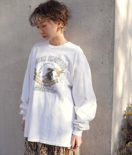 イーグルPT.ロングTシャツ