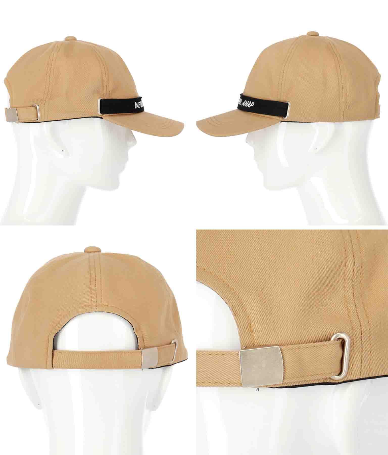 ラインロゴキャップ(ファッション雑貨/ハット・キャップ・ニット帽 ・キャスケット・ベレー帽) | ANAP KIDS
