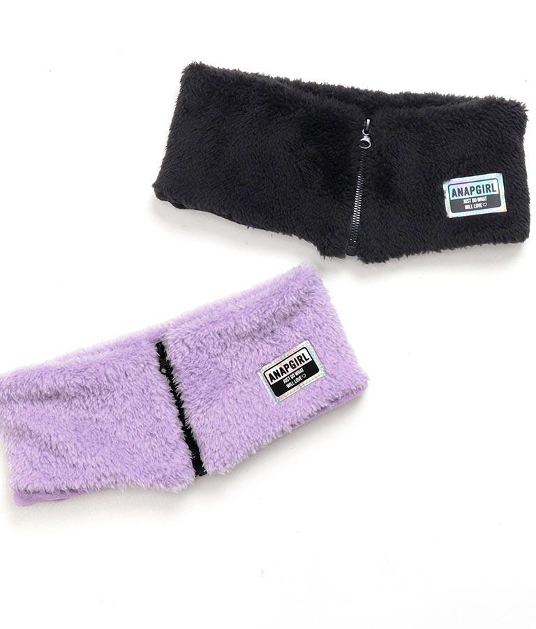 ホログラムチケット付ボアネックマフラー(ファッション雑貨/マフラー・ストール ・スヌード・スカーフ ) | ANAP GiRL