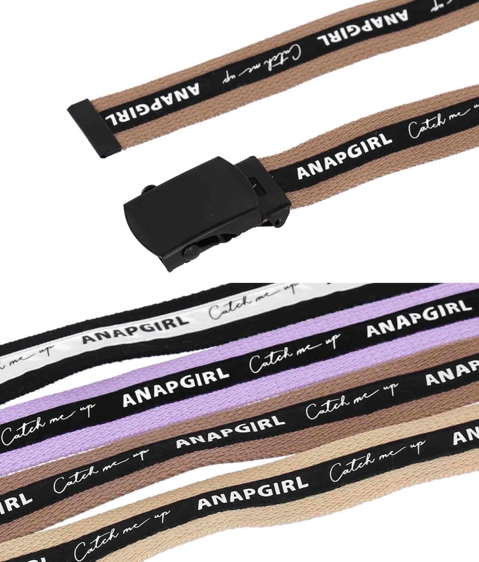 テープ付ガチャベルト(ファッション雑貨/ベルト) | ANAP GiRL