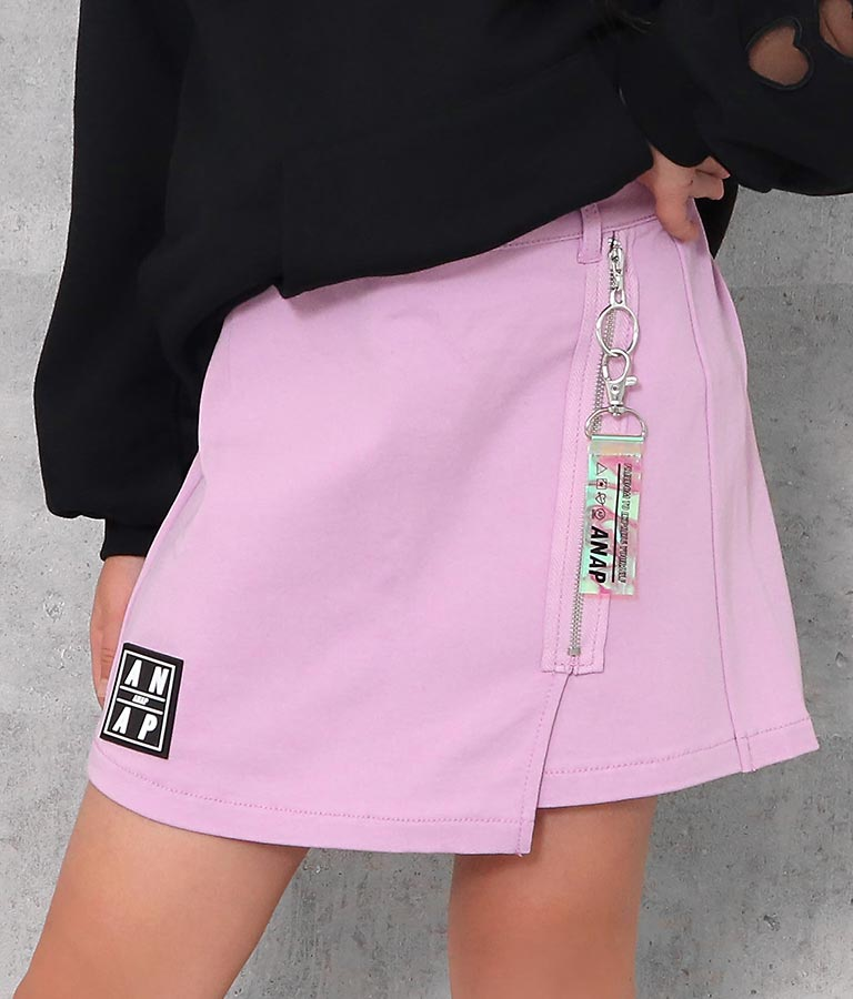 ホログラムテープ付スカパン(ボトムス・パンツ /ショートパンツ・スカート) | ANAP KIDS