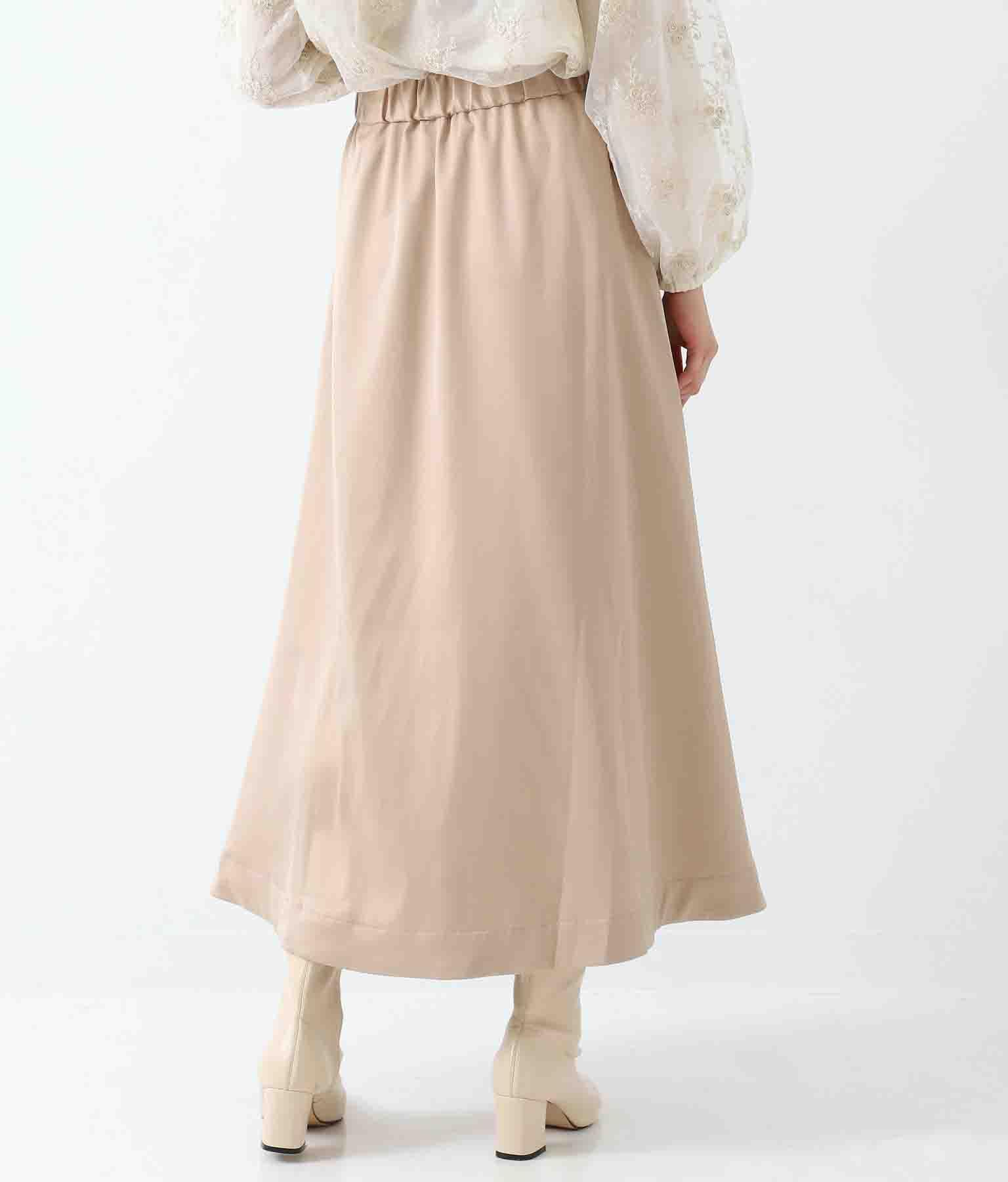 ライダースジャケットフレアースカート(ボトムス・パンツ /スカート)   Alluge