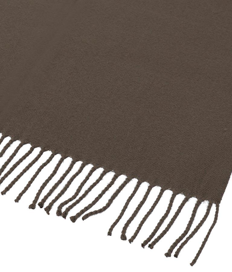 シンプル大判ストール(ファッション雑貨/マフラー・ストール ・スヌード・スカーフ ) | Alluge