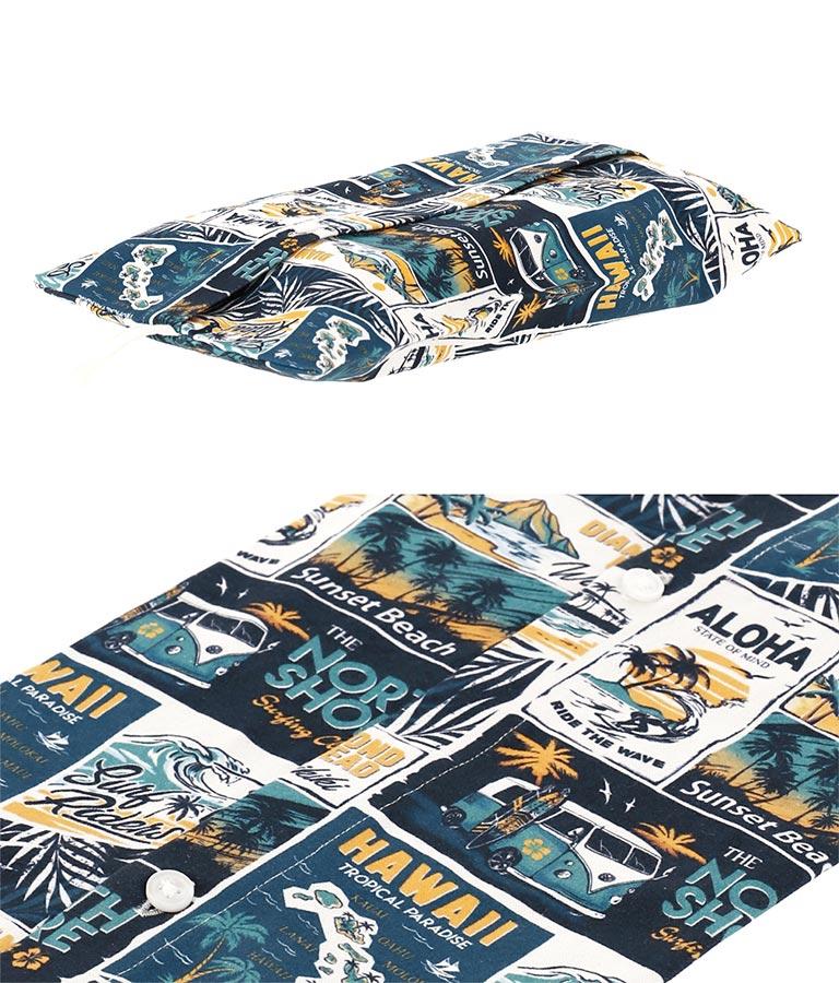 コミックアロハティッシュボックスケース(インテリア雑貨/インテリアアクセサリー) | ANAP HOME