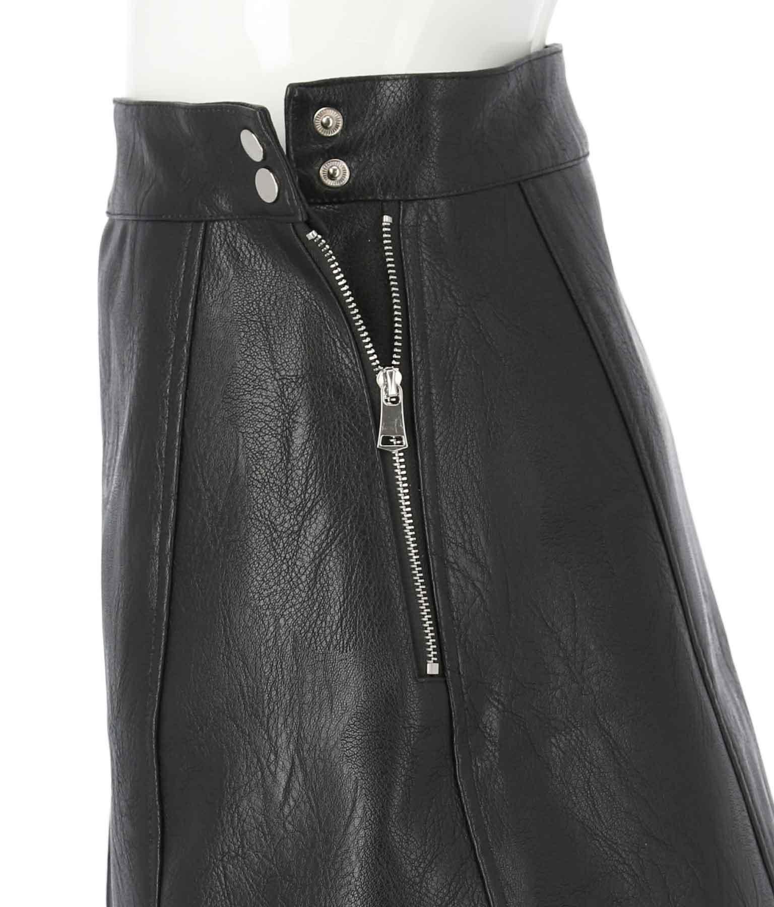 フェイクレザースカート(ボトムス・パンツ /スカート) | ANAP
