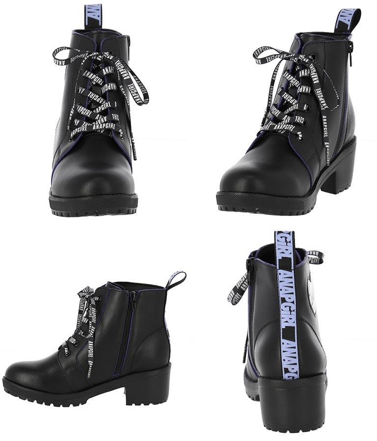 ホログラムハートスピンドルブーツ(シューズ・靴/ブーツ) | ANAP GiRL