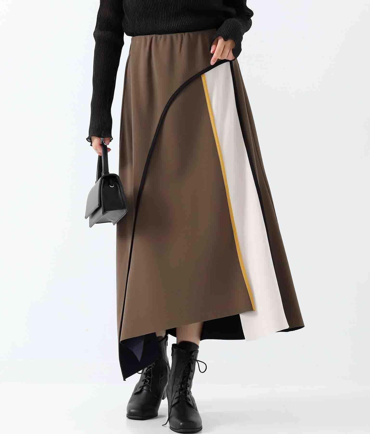 パイピングポイントボンディングスカート