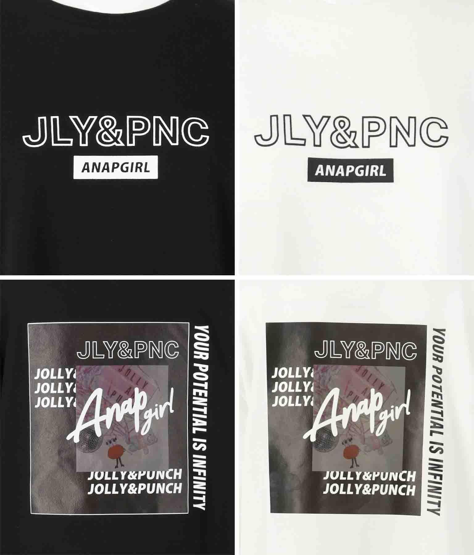 ジョリー&パンチBIGトップス(トップス/スウェット・トレーナー) | ANAP GiRL