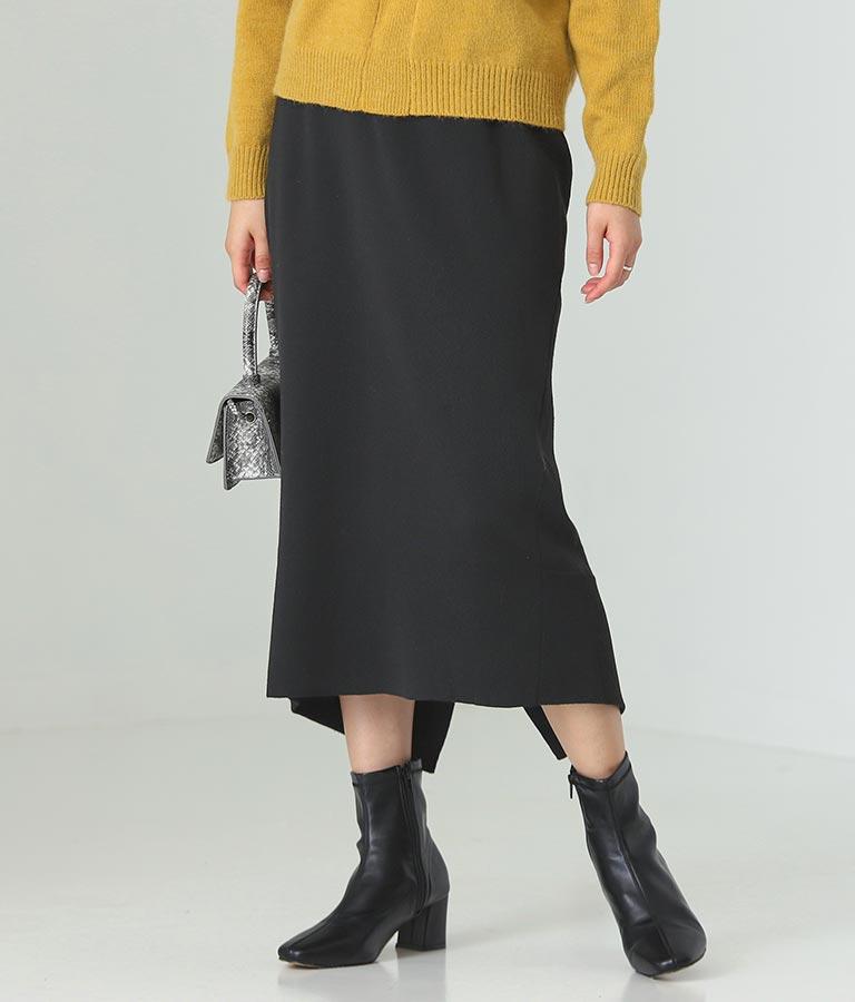 フィッシュテールデザインスカート