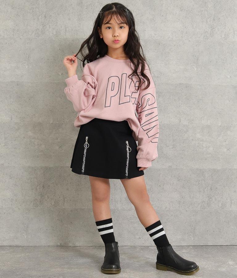 ダブルジップスカパン(ボトムス・パンツ /ショートパンツ・スカート) | ANAP KIDS