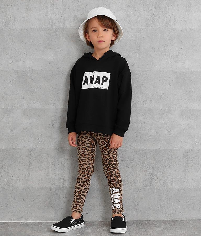 スーパーストレッチパンツ(ボトムス・パンツ /レギンス) | ANAP KIDS