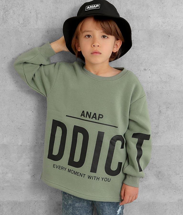 ビッグプリントトレーナー | ANAP KIDS