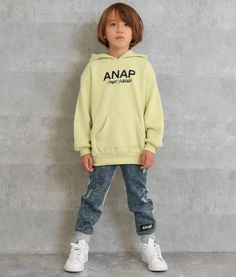 ロゴフーディートレーナー | ANAP KIDS
