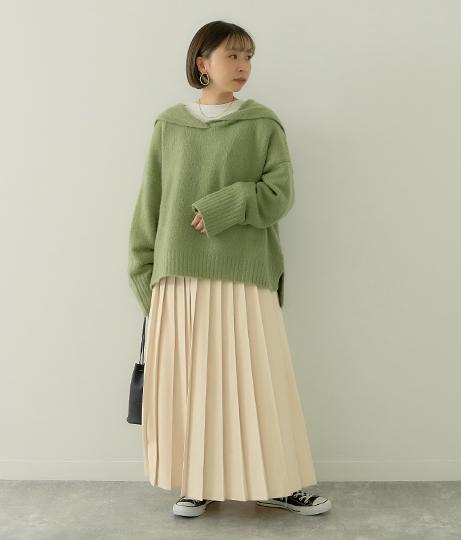 プリーツスカート(ボトムス・パンツ /スカート) | Factor=