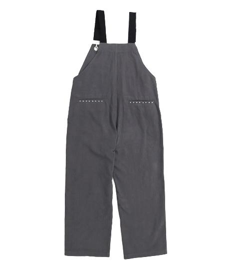 コットンテープオーバーオール(ワンピース・ドレス/サロペット/オールインワン) | Factor=