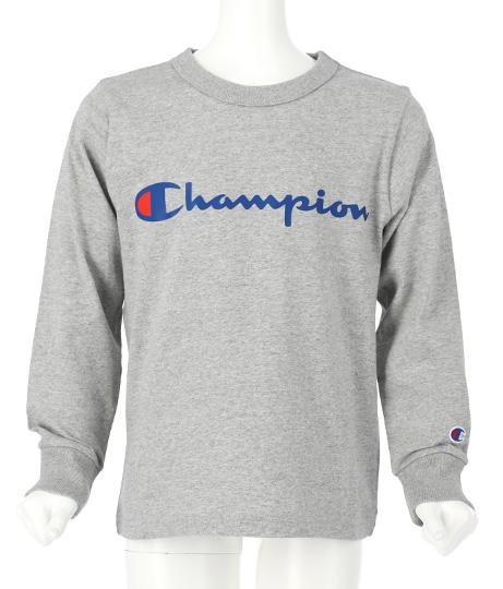 LONG SLEEVE T-SHIRT(トップス/Tシャツ・カットソー ・ロングTシャツ) | Champion Kids
