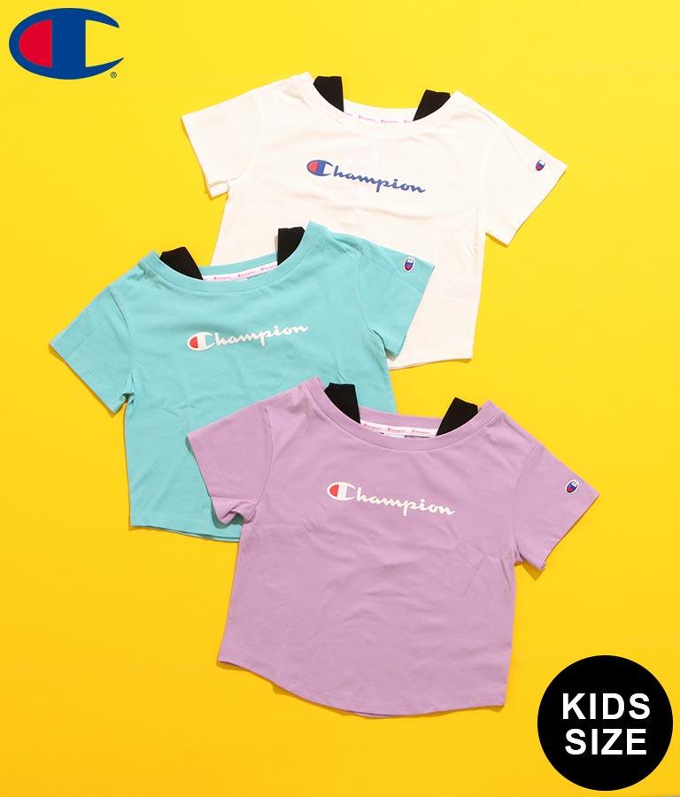 T-SHIRT(トップス/Tシャツ)   Champion Kids