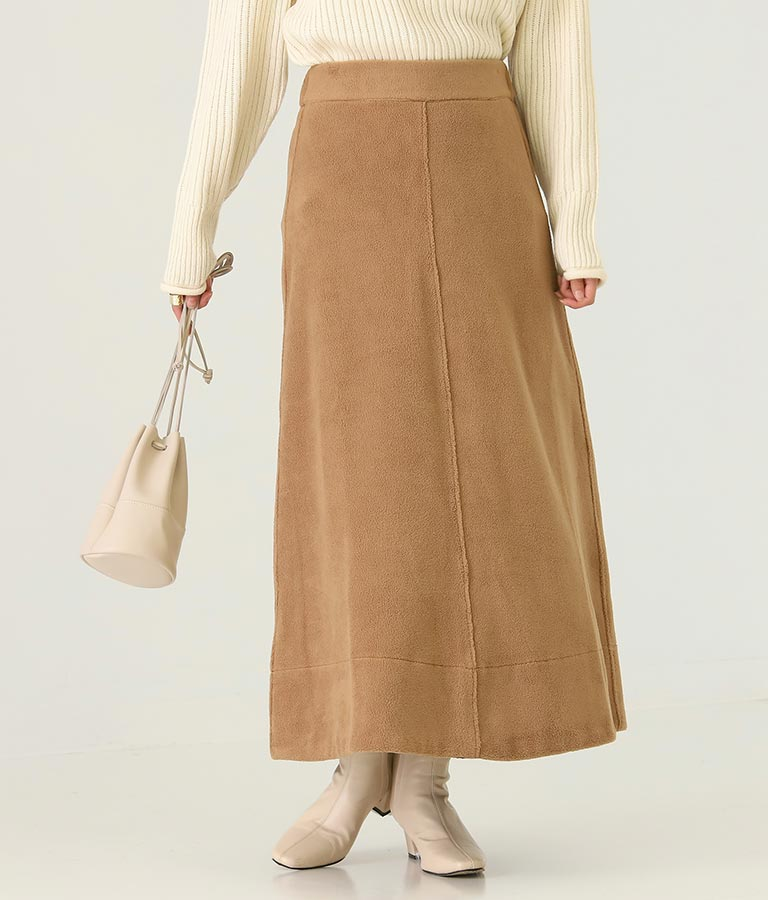 ロングフレアスカート(ボトムス・パンツ /スカート) | Alluge