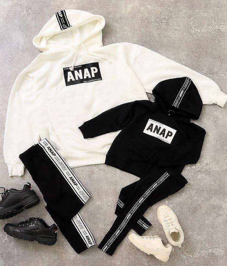 ANAPロゴラインレギンス(ボトムス・パンツ /レギンス) | ANAP KIDS