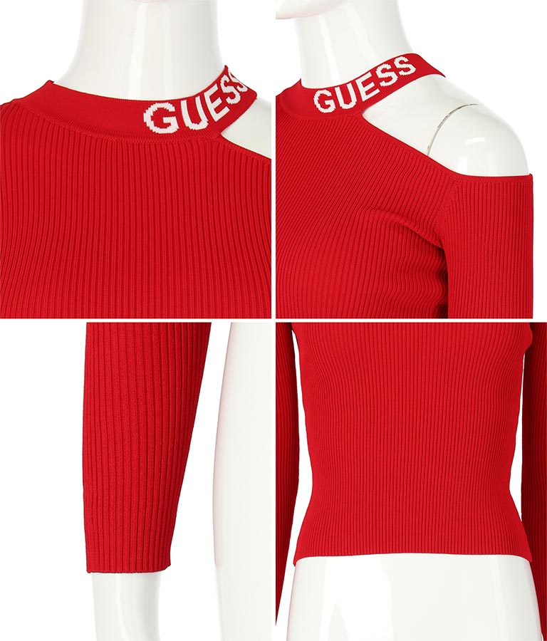 SORAYA VNECK SWEATER | GUESS