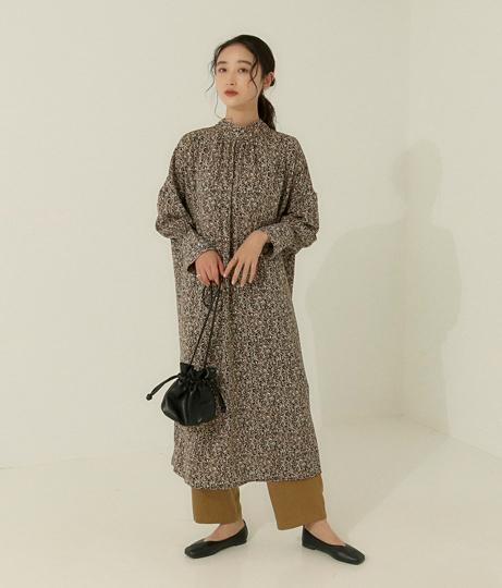 2WAYハイネックワンピース(ワンピース・ドレス/ロングワンピ) | AULI