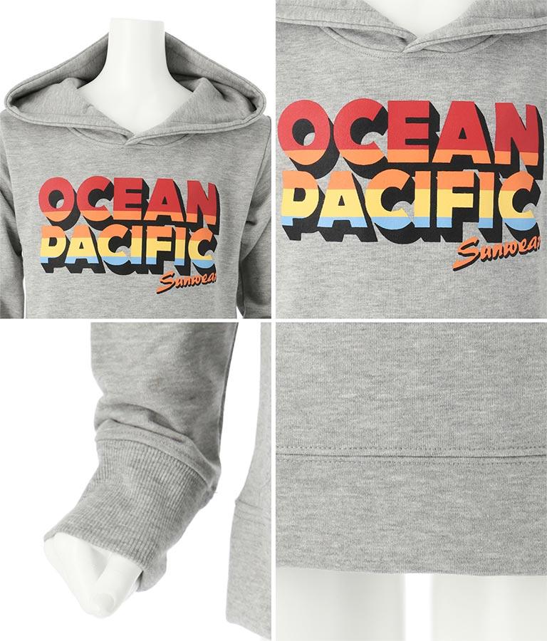 スエットパーカー   OP Ocean Pacific