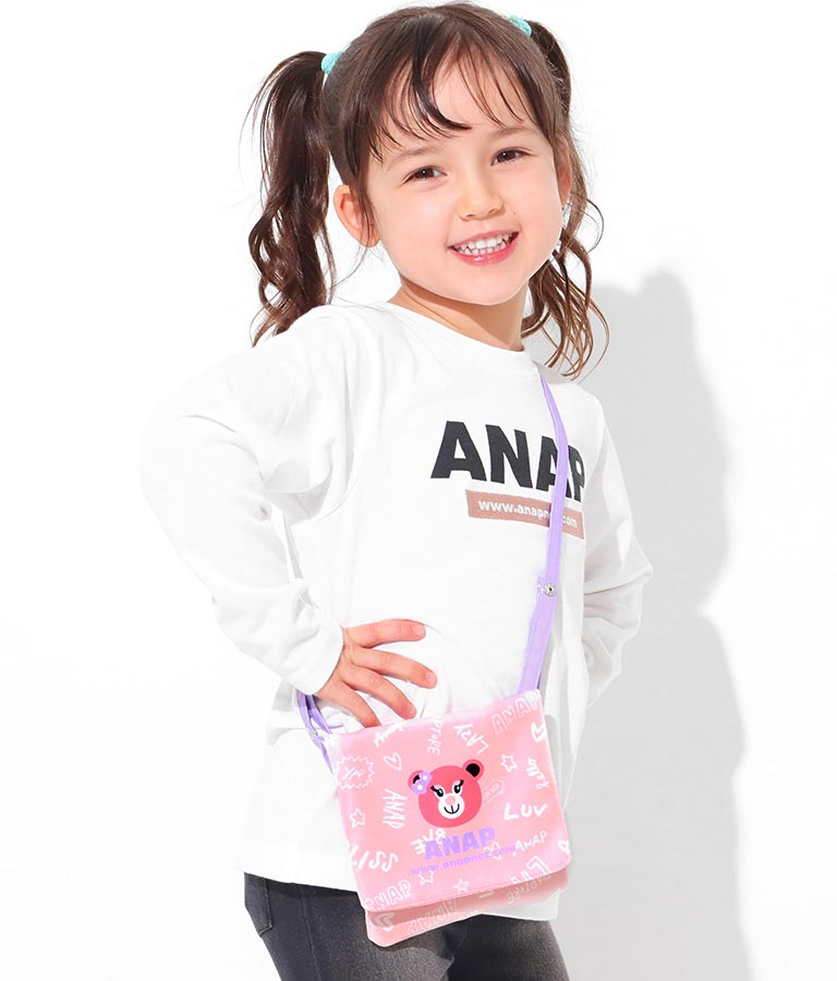 キャラクターいつでもポッケ(ファッション雑貨/ポーチ)   ANAP KIDS