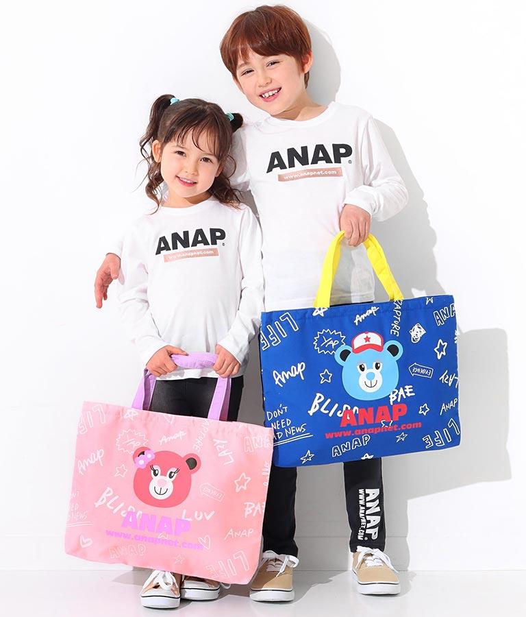 キャラクターレッスンバッグ(バッグ・鞄・小物/トートバッグ) | ANAP KIDS